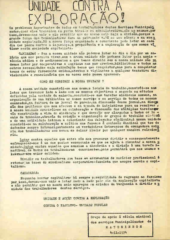 GRUPOdeAPOIO_A_CELULA_SINDICALdosSERVIÇOS_MUNICIPALIZADOSdeMATOSINHOS_BR