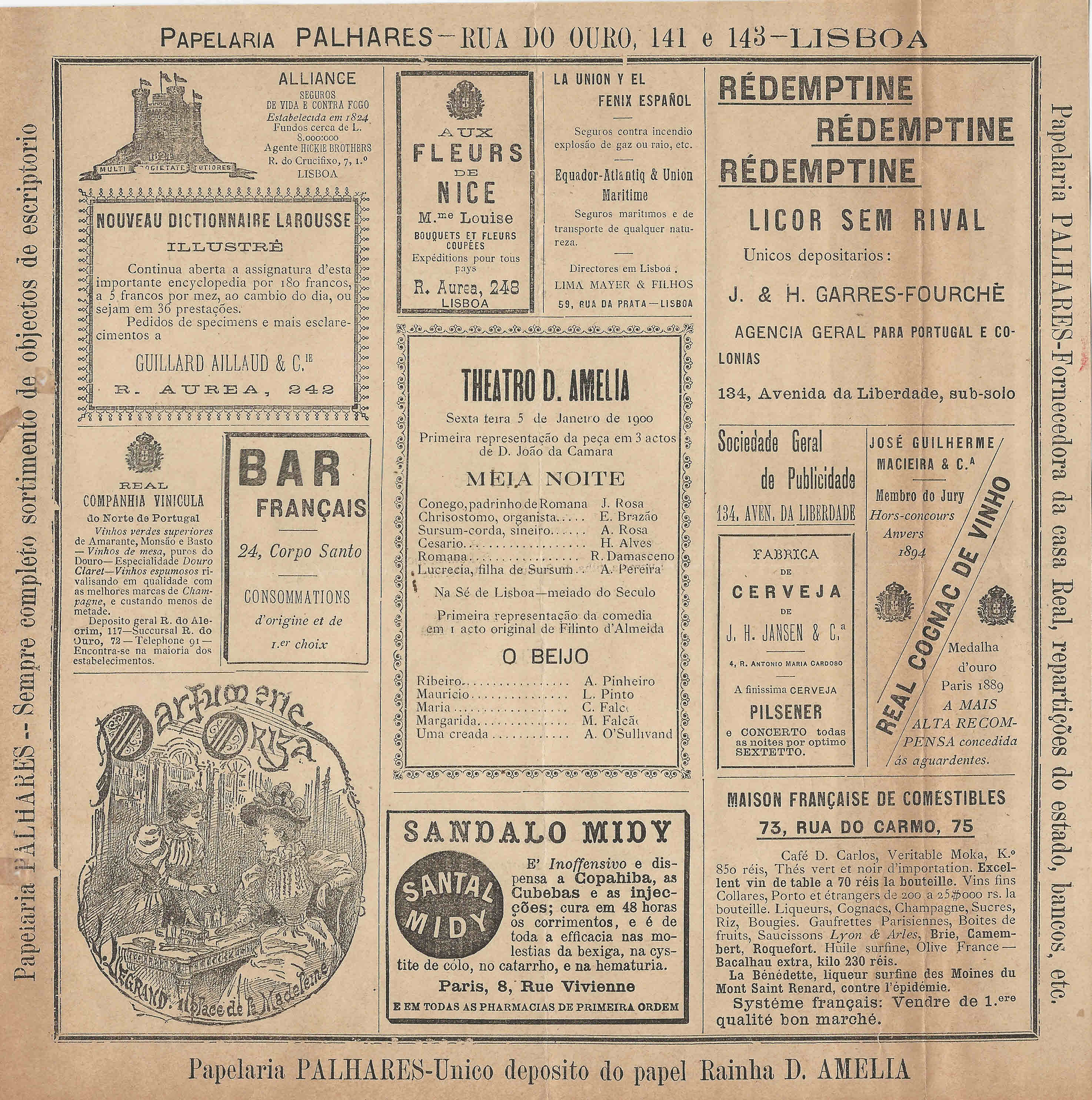 53af4283367 Scan 20171230 (112) – EPHEMERA – Biblioteca e arquivo de José ...