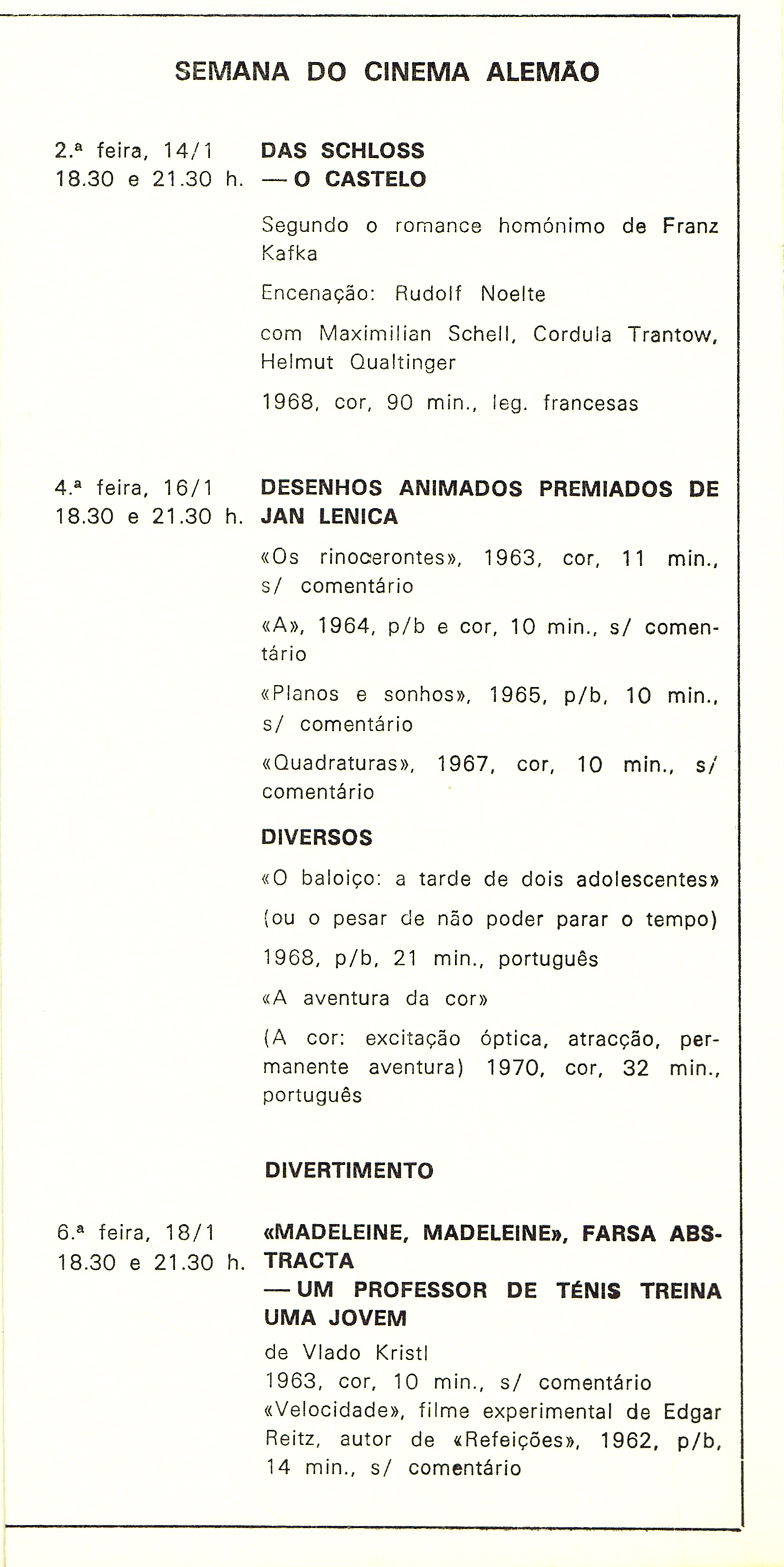 3 instituto alemao dez 73 3 – EPHEMERA – Biblioteca e arquivo de ... ce1a067d4b